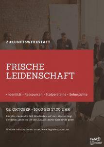 Zzukunftswerkstatt der FEG Wiesbaden 2021